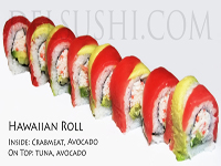HAWAIIAN ROLL